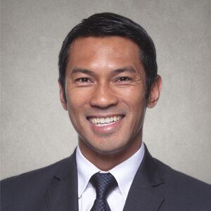 Salvador Sarbosing, Jr., CISA, CRISC, MBA